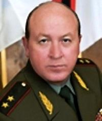 генерал-лейтенант Юрий Ставицкий